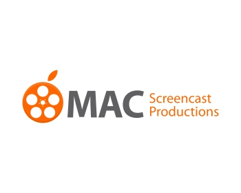 Mac Screencast Productions logo design
