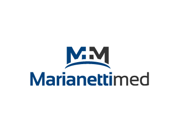 MarianettiMed logo design