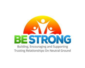 Be Strong logo design