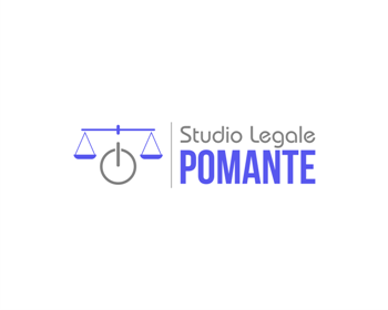 Logo design for Studio Legale Pomante