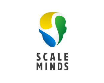 Logo design for Scale Minds