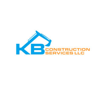 KB Construction Services LLC logo design