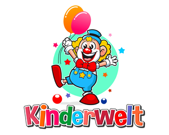 Kinderwelt logo design