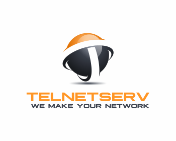 Logo design for TELNETSERV