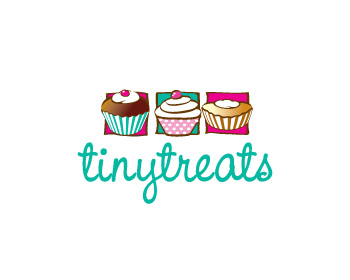 Logo design for tinytreats