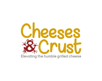 Logo per Cheeses & Crust