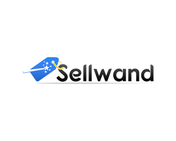 Sell Wand logo design
