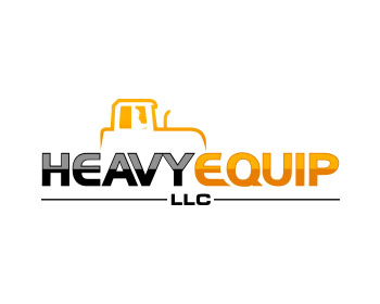 HEAVYEQUIP, LLC logo design
