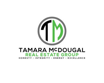 Logo Design For Tamara McDougal Real Estate And/or Tamara McDougal Real  Estate U0026 Associates