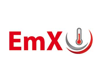 EmX Inc logo design