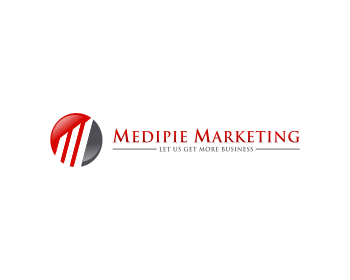 Medipie Marketing logo design