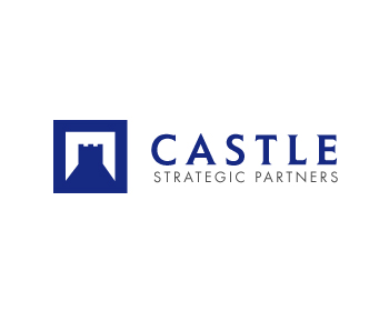Castle Strategic Partners logo design