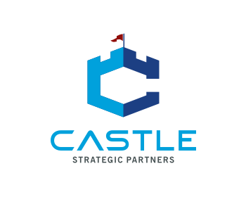 Logo design for Castle Strategic Partners