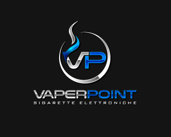 VAPER POINT logo design