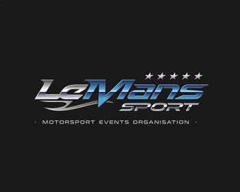 Le Mans Sports logo design