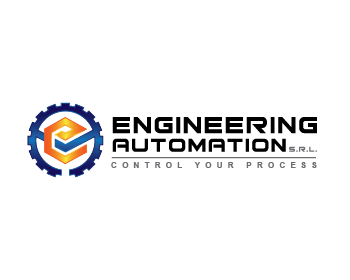 Logo design for Engineering Automation s.r.l.