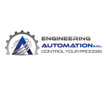 Engineering Automation s.r.l. logo design