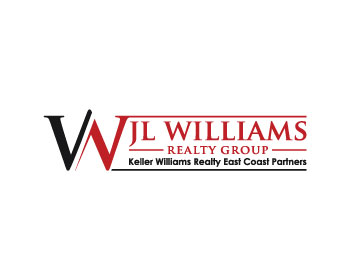 JL Williams Realty Group logo design