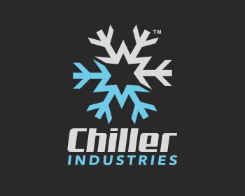Chiller Industries logo design