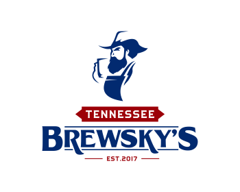 Logo design for Tennessee Brewsky's