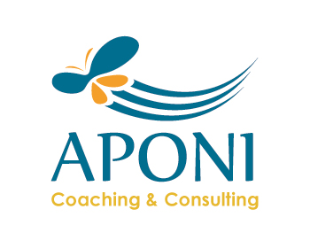 Aponi Coaching and Consulting logo design