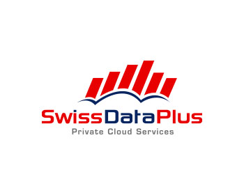 Logo design for Swiss Data Plus