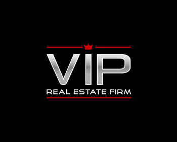 Logo design for vip realestate firm