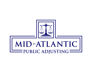 Mid-Atlantic Public Adjusting logo design