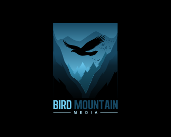 Logo Bird Mountain Media