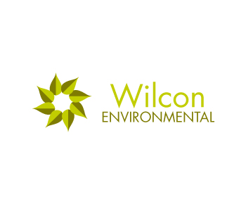 Wilcon Environmental logo design