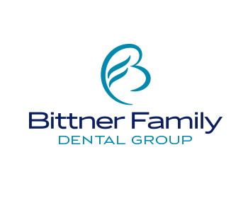 Bittner Family Dental Group logo design