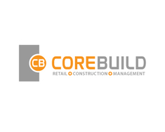 Core Build Ltd. logo design