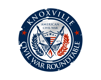 Knoxville Civil War Roundtable logo design