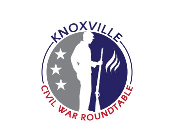 Logo design for Knoxville Civil War Roundtable