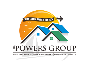The Powers Group logo design