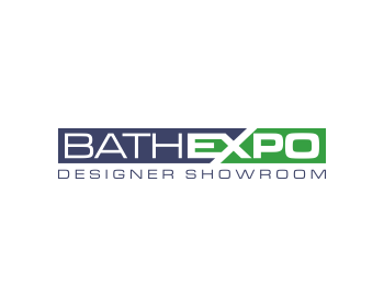 Logo design for Bath Expo Showroom