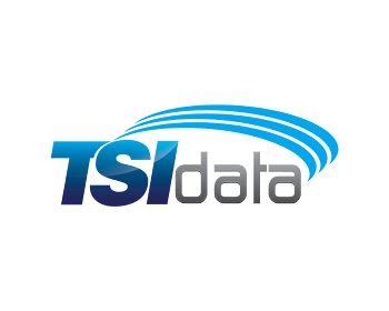TSI Data logo design
