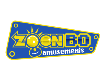 ZoonBo Amusements logo design