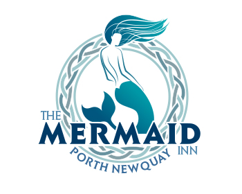 Logo per The Mermaid Inn