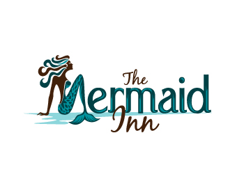 Logo design for The Mermaid Inn