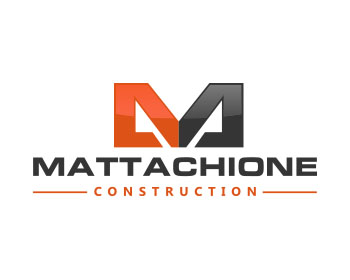 Logo design for Mattachione Construction