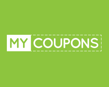MyCoupons logo design
