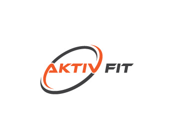 AKtiv Fit logo design