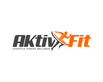 Logo design for AKtiv Fit