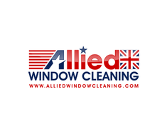 allied window cleaning logo