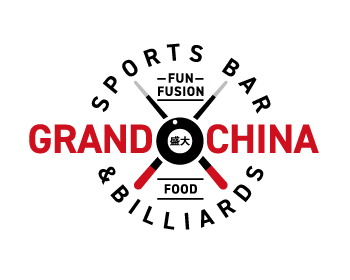 Logo Grand China Sports Bar and Billiards