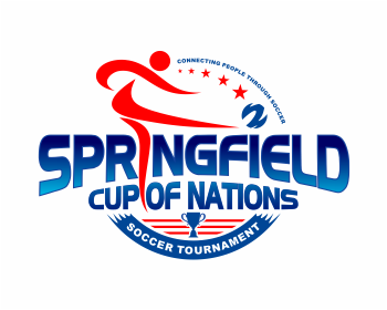 Logo design for Springfield Cup of Nations Soccer Tournament