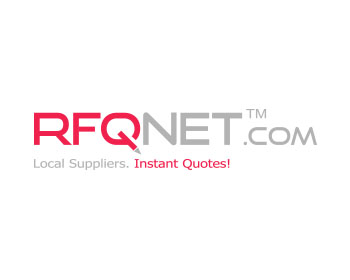 Logo design for RFQNET.com