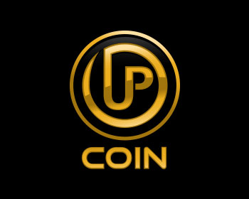 Logo design entry number 47 by jctoledo | UP-Coin logo contest
