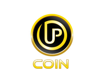 UP-Coin logo design contest. Logo Designs by jctoledo
